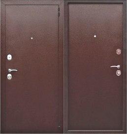 Дверь Гарда (металл/ металл)