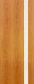 Дверь Порто-1 ПО миланский орех, итальянский орех орех миланский