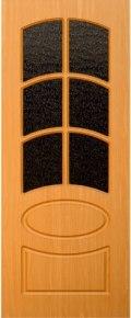 Дверь Неаполь ПО миланский орех, итальянский орех орех миланский