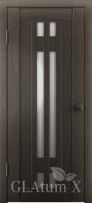 Дверь GLAtum Х17-3