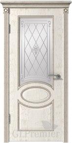 Дверь GLPremier 12 кость слоновая