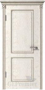 Дверь GLPremier 21 кость слоновая