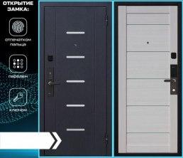 Дверь Garda Муар Царга EL