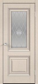 Дверь ALTO 7V ясень капучино структурный