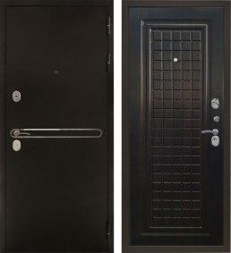 Дверь Сотка Трио венге тисненый