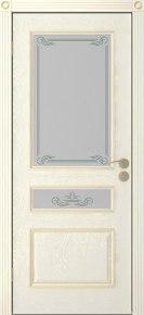 Дверь Трио-2 ПО эмаль крем