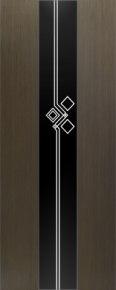 Дверь Эльдорадо №6 венге