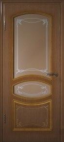 Дверь Версаль ПО орех